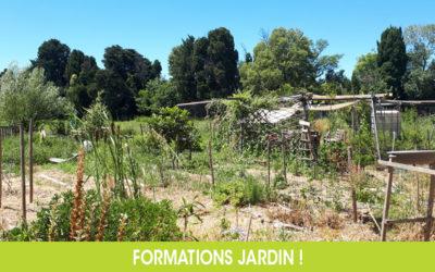 Formations jardin