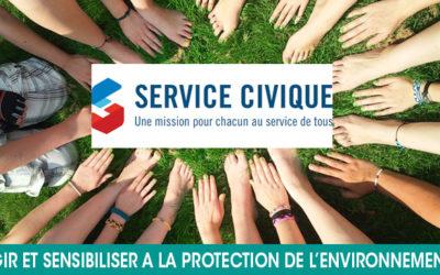 2 offres de mission service civique