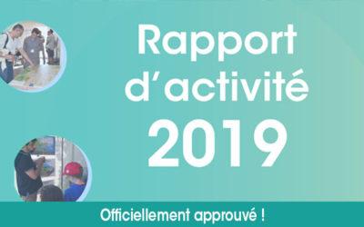 Quelles activités avons-nous mené sur l'année 2019 ?
