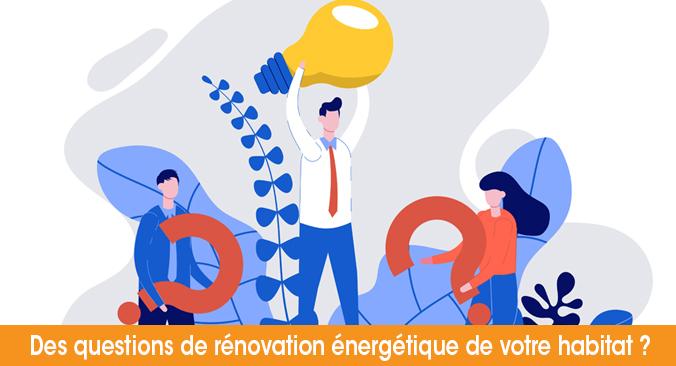 Un numéro unique pour les questions de rénovation énergétique : Allo Rénov' Energie !