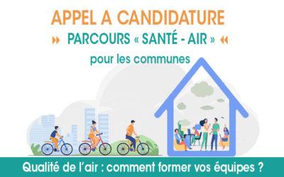 Qualité de l'air : appel à candidature pour les communes