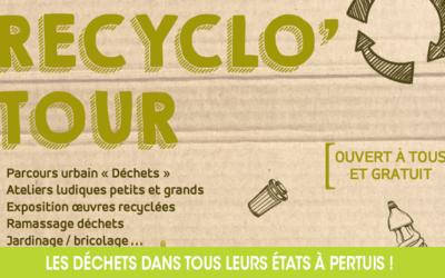 Recyclo'tour bientôt à Pertuis