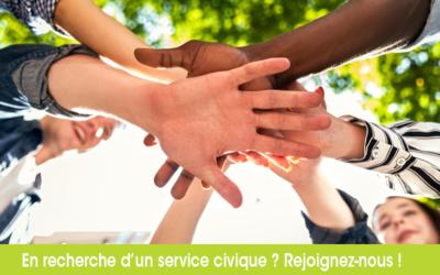 Offre de mission «Service civique»