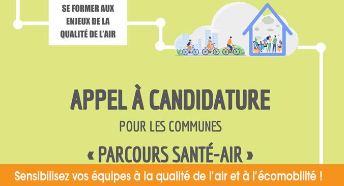 Communes : comment sensibiliser vos équipes à la qualité de l'air et à l'écomobilité ?