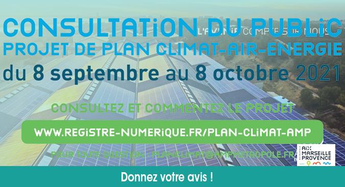 Plan Climat-Air-Energie métropolitain